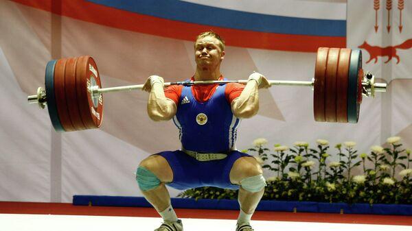 Спортсмен Геннадий Муратов