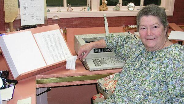Австралийская писательница Колин Маккалоу