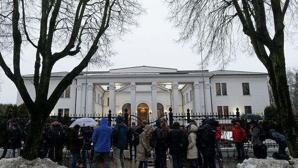 Резиденция Президента в Минске, где проходили переговоры контактной группы по Украине. Архивное фото