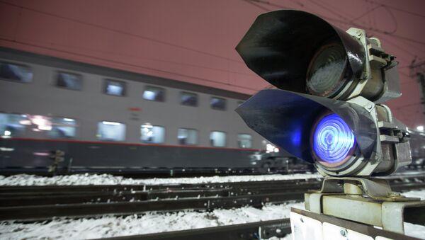 Новый двухэтажный поезд. Архивное фото