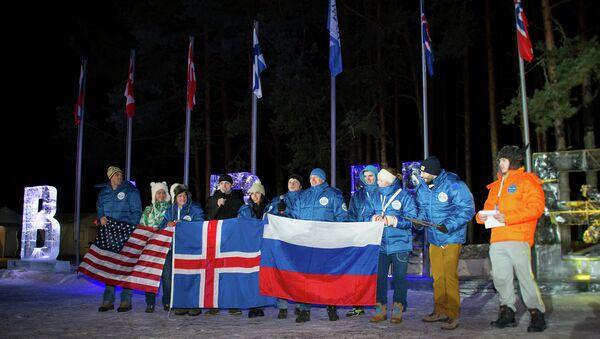 Молодёжный арктический форум на Селигере