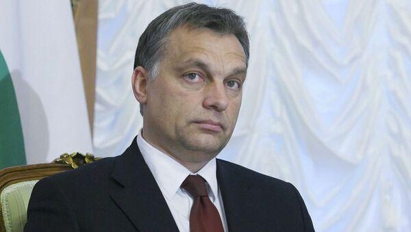 Виктор Орбан. Архивное фото