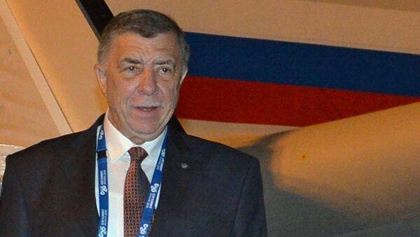 Посол РФ в Австралии Владимир Морозов