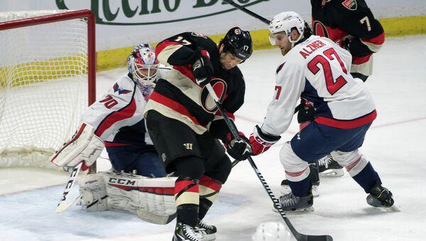 Матч Вашингтон Кэпиталз - Оттава Сенаторз в НХЛ, 5 февраля 2015