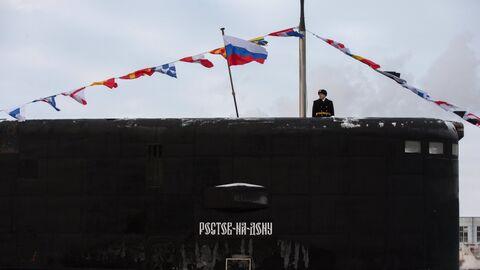 Дизель-электрическая подводная лодка Ростов-на-Дону