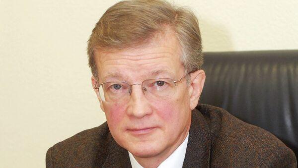 Политический аналитик, публицист, общественный деятель Демурин Михаил Васильевич