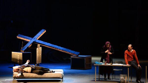 Премьера оперы Тангейзер в Новосибирске