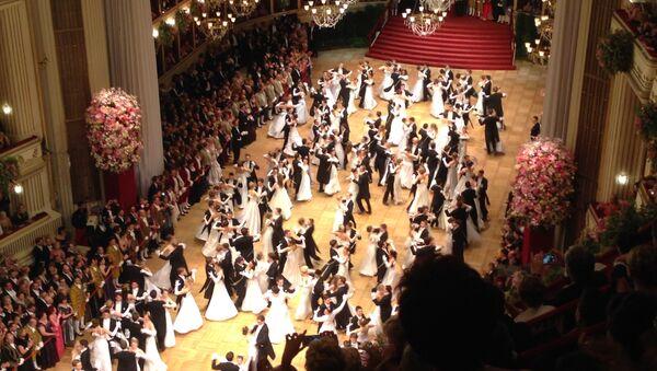 Венский оперный бал