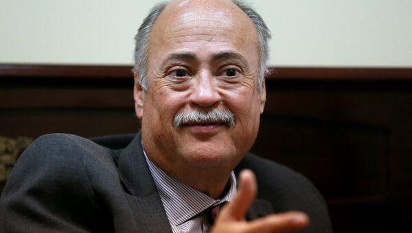 Посол Мексики в России Рубен Бельтран. Архивное фото