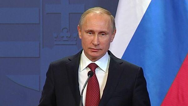 Путин объяснил, к чему приведут поставки оружия Украине