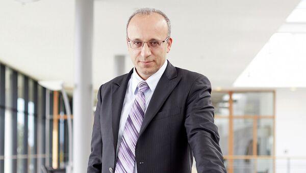 Генеральный директор Stamicarbon Педжман Джавдан