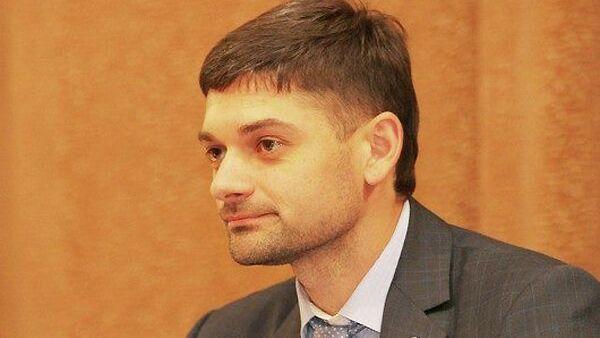 Заместитель председателя Государственного Совета Республики Крым Андрей Козенко. Архивное фото