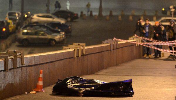 Борис Немцов убит в центре Москвы. Архивное фото