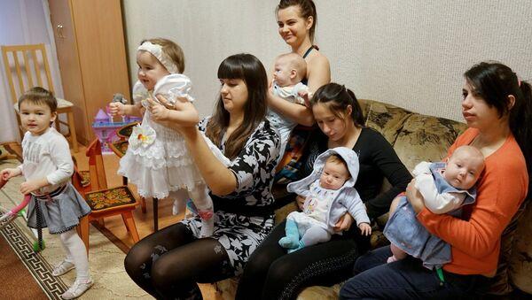 Центр помощи детям Надежда в Калининграде
