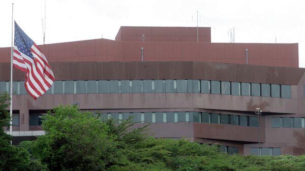 Здание посольства США в Каракасе, Венесуэла