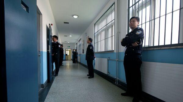 Центр для заключенных в Китае