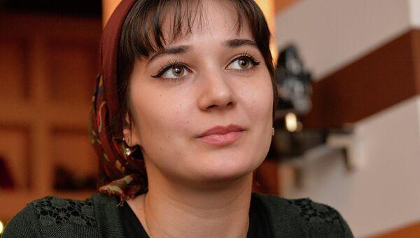 Летчица Ларина Евмурзаева