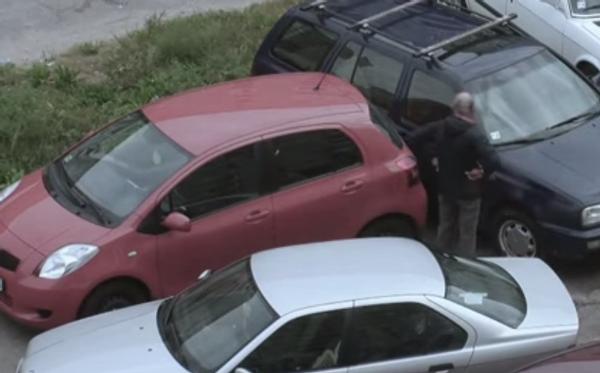 Как проучить соседа, или 5 автомобилей, ни одного выезда
