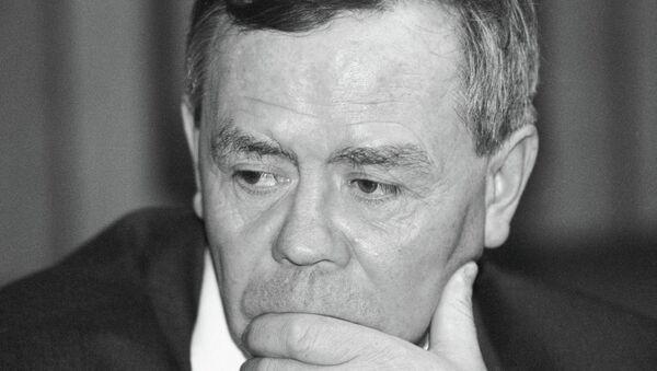 Писатель Валентин Распутин. Архивное фото