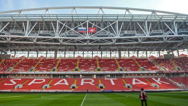 Стадион Открытие Арена. Архивное фото