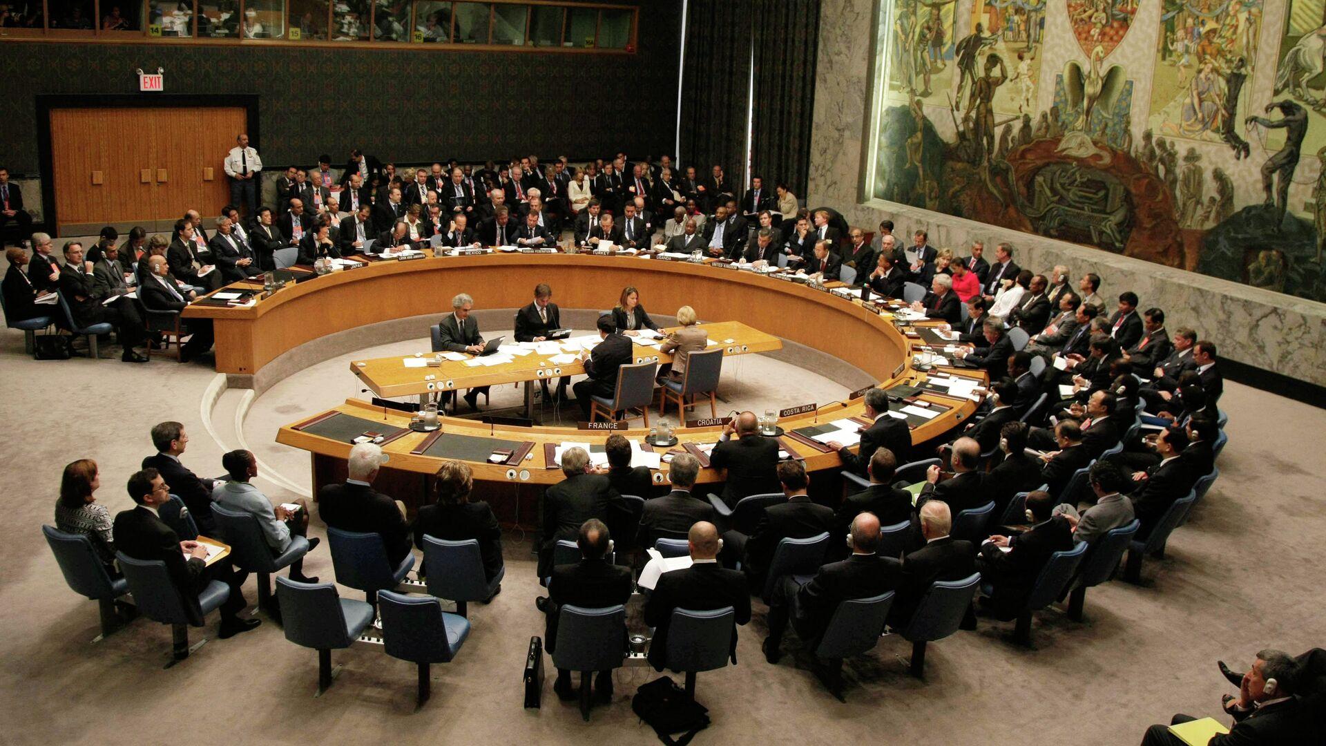 США, Британия и Эстония объяснили отсутствие на встрече СБ ООН по Украине