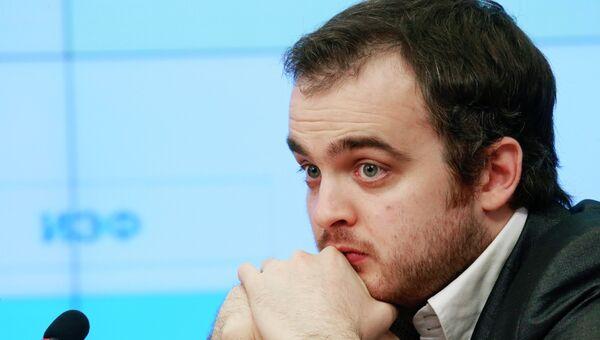 Заместитель руководителя экономического департамента Института энергетики и финансов Сергей Кондратьев. Архивное фото