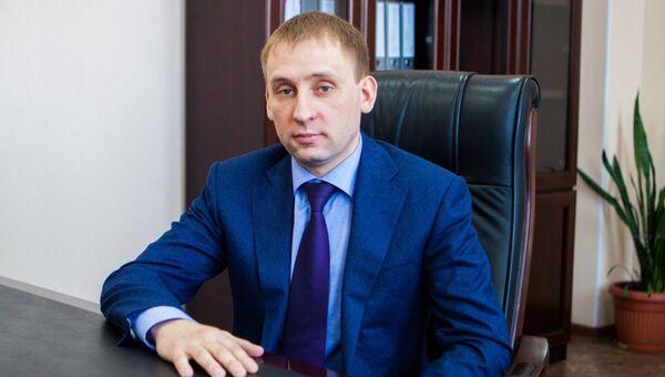Исполняющий обязанности губернатора Амурской области Александр Козлов. Архивное фото