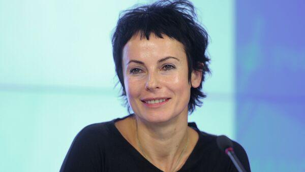 Актриса Ирина Апексимова. Архивное фото