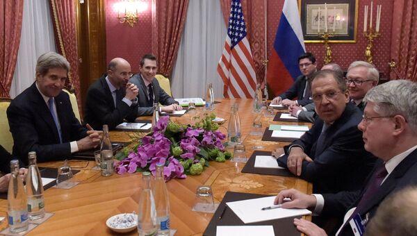 Переговоры шестерки по иранской ядерной программе