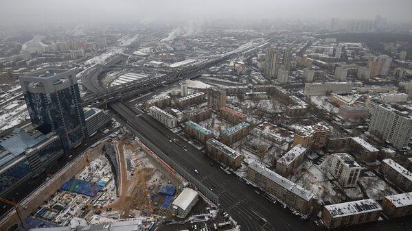 Виды Москвы с высоты