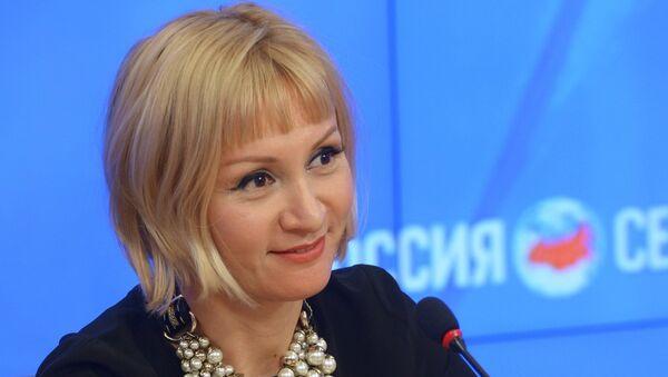 Генеральный директор сети Л'Этуаль Татьяна Володина
