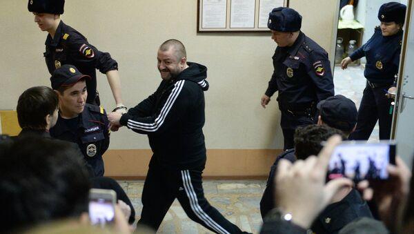 Оглашение приговора по делу Евгения Маленкина в Верх-Исетском районном суде Екатеринбурга