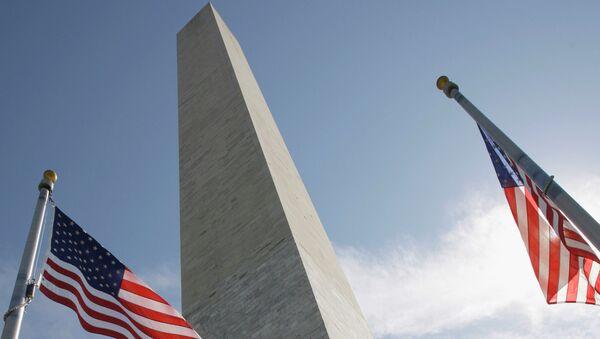 Монумент Вашингтона. Архивное фото