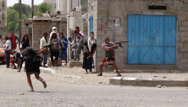 Ситуация в Адене. Архивное фото