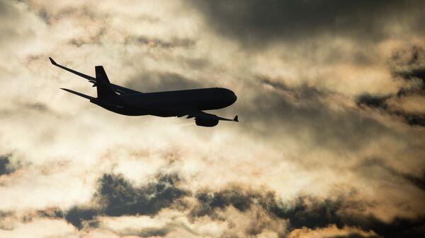 Самолет Airbus A330 авиакомпании Аэрофлот