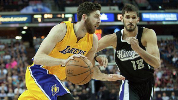 Матч НБА Лос-Анжелес Лейкерс - Сакраменто
