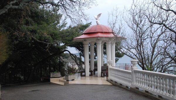 Санаторий Ай-Петри рядом с Ялтой