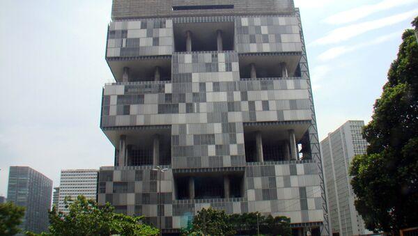 Главное здание компании Petrobras. Архивное фото