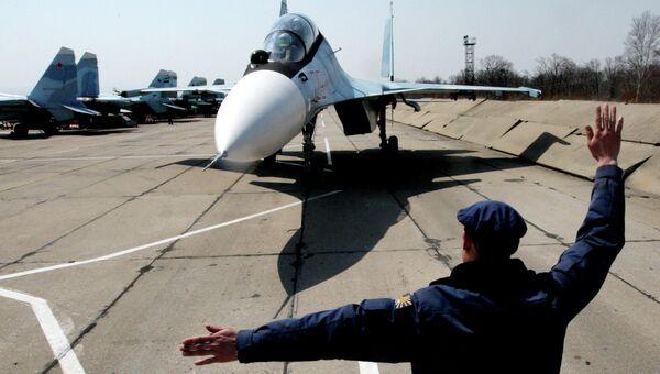 Соревнования лётчиков Восточного военного округа