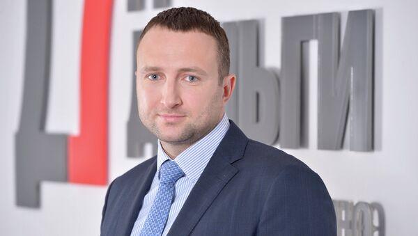 Главный исполнительный директор компании Домашние деньги Андрей Бахвалов. Архивное фото