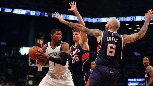 Плей-офф НБА: Атланта Хокс против Бруклин Нэтс