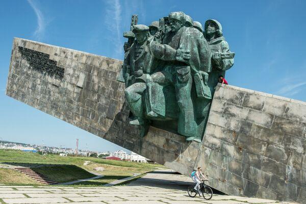Мемориальный комплекс Малая земля в Новороссийске