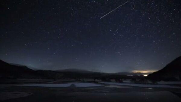 Россыпь ночных звезд