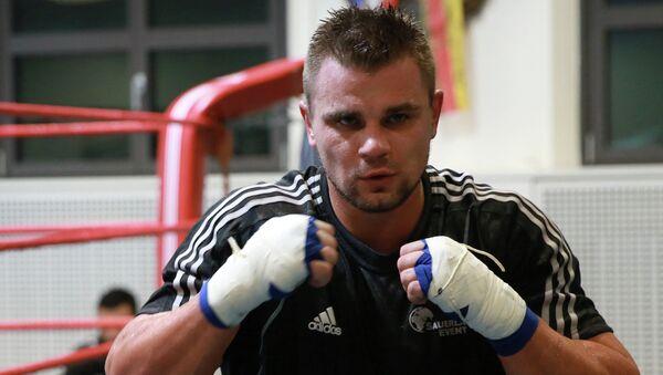 Российский боксер Денис Бойцов. Архивное фото