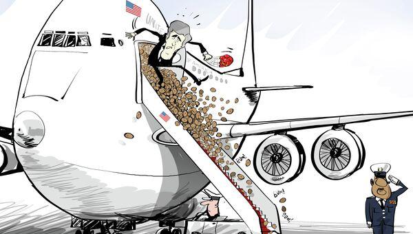 Картофельная дипломатия