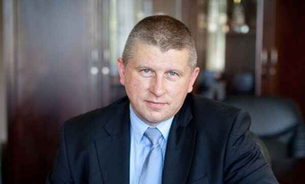 Экс-мэр Биробиджана Андрей Пархоменко. Архивное фото