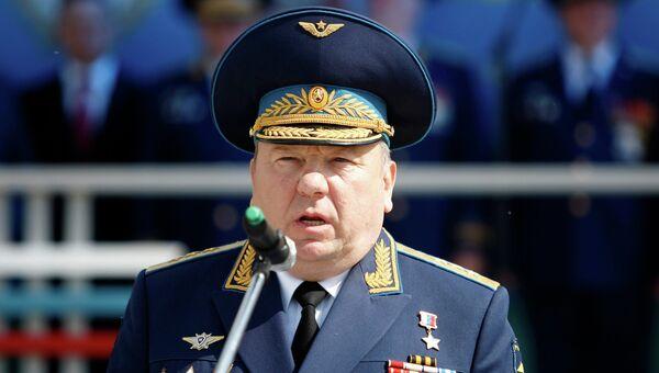 Бывший командующий Воздушно-десантными войсками, генерал-полковник Владимир Шаманов. Архивное фото