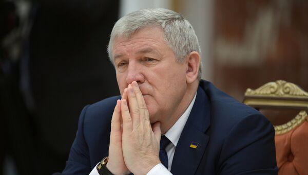 Михаил Ежель. Архивное фото