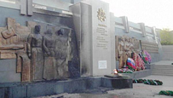 Мемориал Победы в Улан-Удэ