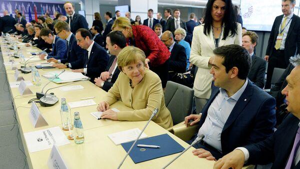 На саммите Восточное партнерство в Риге, Латвия. Архивное фото